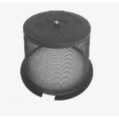 Accessorio Ricambio Aspiracenere 2Click Filtro Esterno in acciaio
