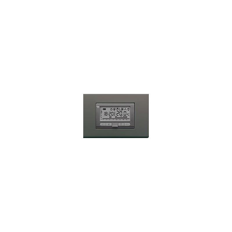 Cover Frontalino silver per BPT