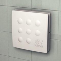 """Aspiratore Elicoidale da muro Vortice 11144 MFO 90/3.5"""" con timer"""