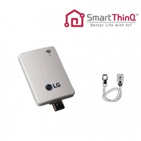 Controllo Interfaccia Wi-Fi LG PWFMDD200 - wifi