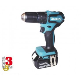 Trapano Avvitatore Makita cod. DHP483RTJ - 18V 13 mm - 40 Nm - BL