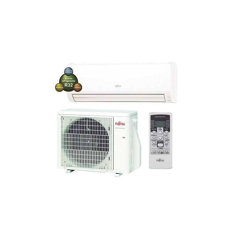Condizionatore Climatizzatore R32 Fujitsu ASYG18KLCA 18000 btu