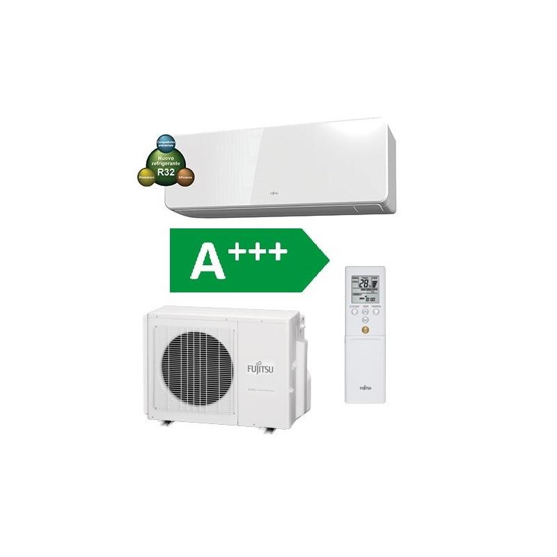 Condizionatore Climatizzatore R32 Fujitsu ASYG12KGTA 12000 btu