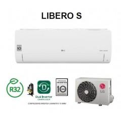 Condizionatore Climatizzatore R32 LG Libero S - S12EQ 12000 btu Mono SPlit Inverter