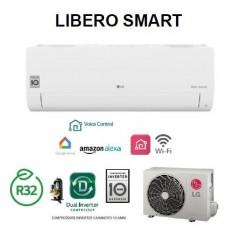 Condizionatore Climatizzatore WIFI R32 LG Libero Smart - S24ET 24000 btu Mono SPlit Inverter