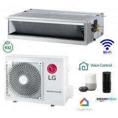 Condizionatore Climatizzatore R32 LG Canalizzato 30000 btu UM30F Mono SPlit