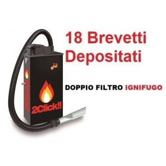 AspiraCenere Fire&box 2CLICK W8030