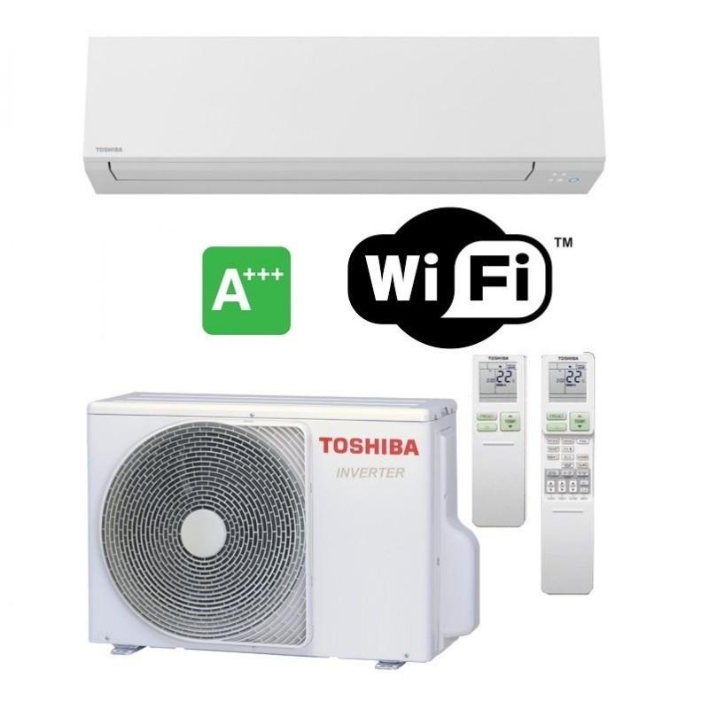 Condizionatore Climatizzatore R32 Toshiba Shorai Edge 13000 btu Mono SPlit - Ultima Versione - WIFI INCLUSO