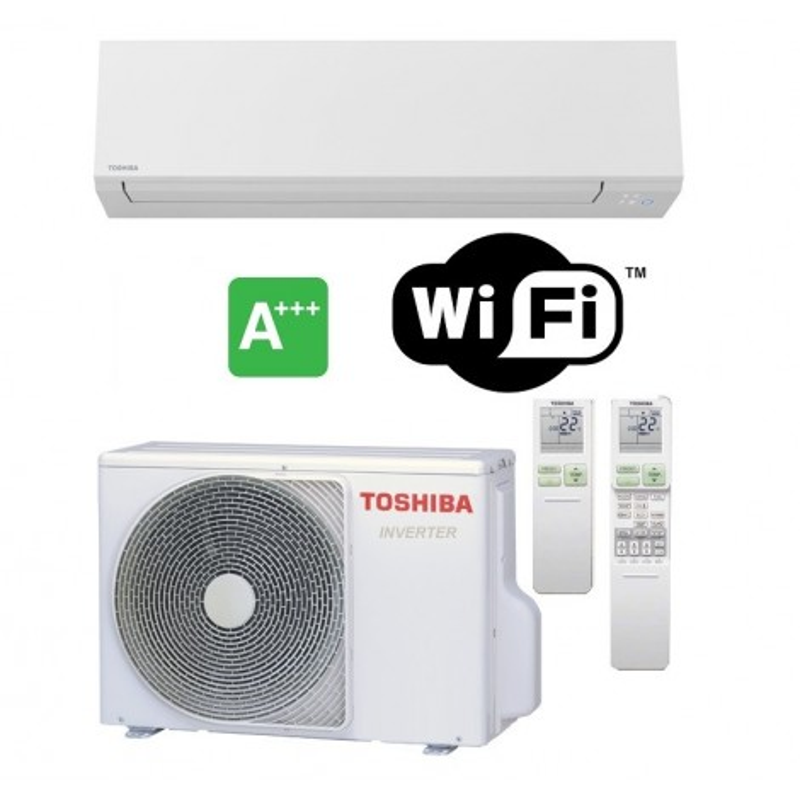 Condizionatore Climatizzatore R32 Toshiba Shorai Edge 24000 btu Mono SPlit