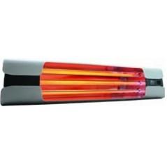 VORTICE THERMOLOGIKA DESIGN Cod. 70003 Color Grigio chiaro Metallizzato