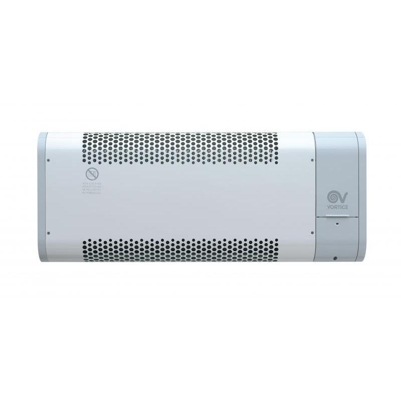 Vortice Termoventilatore MICRORAPID T 600-V0 Cod. 70653