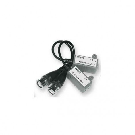 PROMO Coppia video balun passivi TX/RX Cod. 1092/300A