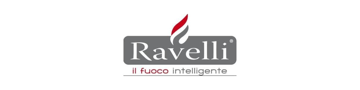 Cucina pellet Ravelli